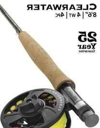 "Clearwater 4-weight 8'6"" Fly Rod"