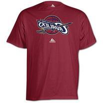 Cleveland Cavaliers Adidas Burgundy Primary Logo T Shirt L