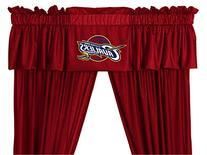 5pc NBA Cleveland Cavaliers Drape and Valance Set Basketball