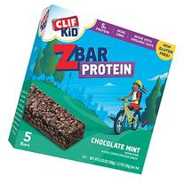 CLIF KID ZBAR - Protein Snack Bar - Chocolate Mint