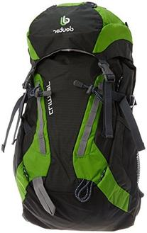 Deuter Climber Kid's Hiking Backpack, Anthracite/Spring