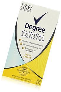Degree Women Clinical Antiperspirant Deodorant Cream, Fresh