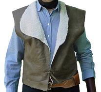 StraightLine mens Clint Eastwood Western Cowboy Vest Medium
