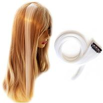 """22"""" Clip-in Straight Synthetic Hair Extension"""
