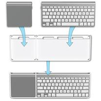Henge Docks Clique for the Apple Wireless Keyboard and Magic
