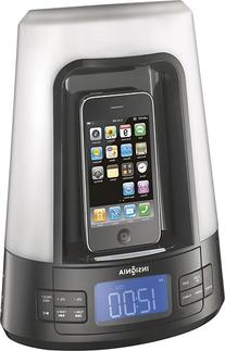 Insignia Clock Radio with Dock for Apple iPod iPhone 3G and