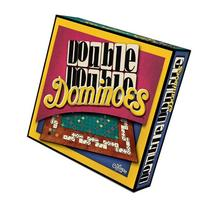 Calliope CLP107 Double Double Dominoes Game