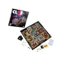 Hasbro Inc Clue Mystery Game