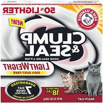 Arm & Hammer Clump & Seal Light Weight Multi-Cat Odor-