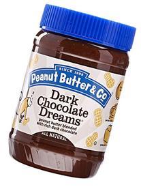Peanut Butter & Co. Peanut Butter, Dark Chocolate Dreams, 16