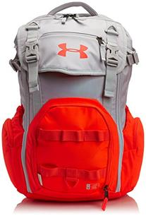Under Armour Coalition Backpack, Glacier Gray, One Size