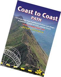 Coast to Coast Path, 6th British Walking Guide: planning,