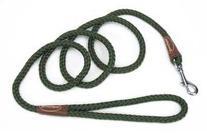 Remington Coastal Pet R0206 GRN06 Rope Leash, 72-Inch, Green