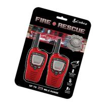 Cobra Fire Rescue 22-Chanel GMRS/FRS 2-Way Radio Set
