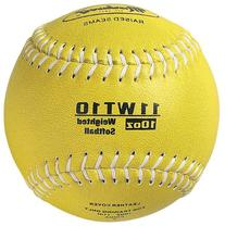 Markwort Color Coded Weighted 11-Inch Softball