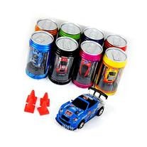 Bhbuy Multi color Coke Can Mini Speed RC Radio Remote