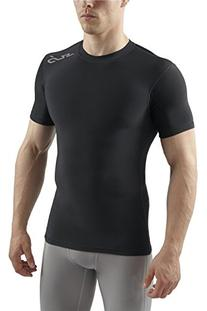 SUB Sports COLD Mens Compression Shirt - Short Sleeve Top