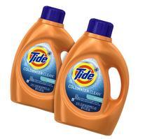 Tide Coldwater Clean Liquid Laundry Detergent - 92 oz -