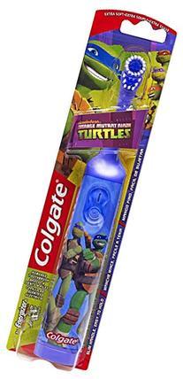 Colgate Kids Power Toothbrush, Teenage Mutant Ninja Turtles
