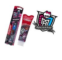 Monster High - Ready...Set...Brush! 2 Piece Set Includes: