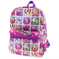 Shopkins Collectible Characters 16 inch Backpack