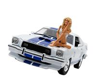 GreenLight Collectibles Charlie's Angels 1976 Ford Mustang