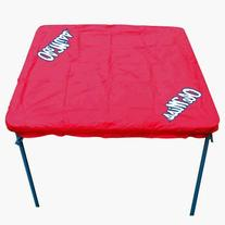 Rivalry NCAA Ole Miss Rebels Card Table Cover