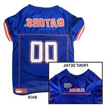 Pets First Collegiate Florida Gators Dog Mesh Jersey, X-