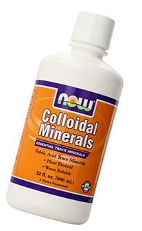 Optim Nutrition Liquid Colloidal Minerals Supreme  with 70+