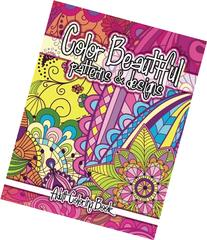 Color Beautiful Patterns & Designs Adult Coloring Book