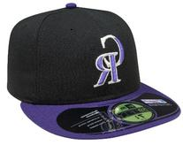 MLB Colorado Rockies Alternate AC On Field 59Fifty Fitted