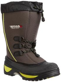 Baffin Men's Colorado Snow Boot,Charcoal/Fluorescent Green,