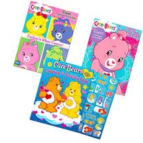 Care Bears Coloring Book Super Set with Stickers