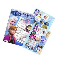 Disney Frozen Coloring Book ~ Trace and Learn Activity Book