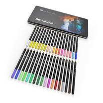Castle Art Supplies Soft Smooth Lead, Vibrant Colors,
