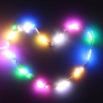 G.G.Martinsen Colourful Copper Wire LED Starry Lights, 12V
