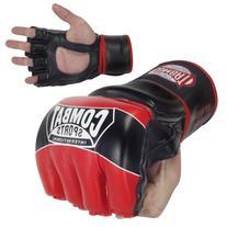 Ringside Combat Sports Pro Style MMA Gloves, Red, Youth