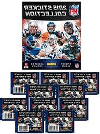 COMBO DEAL - 2015 NFL Stickers - Official NFL Sticker
