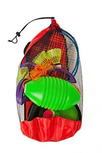 Combo outdoor play set of 3 Velcro catch Speed ball &