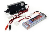 Combo: Tenergy Smart Universal Charger for NiMH/NiCD Battery