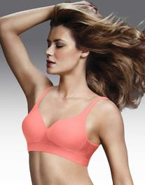 Comfort Devotion Extra Coverage Wire-Free T-Shirt Bra