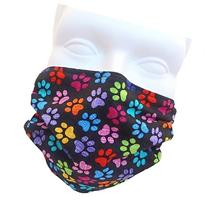 Comfy Mask by Breathe Healthy; Elastic Strap Dust Mask, Lawn