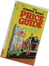 The Comic Book Price Guide No. 8