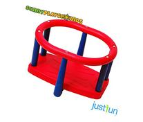COMMERCIACL GRADE RUBBERIZED TODDLER BUCKET SWING SEAT WITH