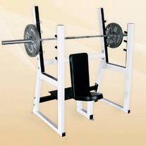 Commercial Olympic Shoulder Press Upper Body Gym