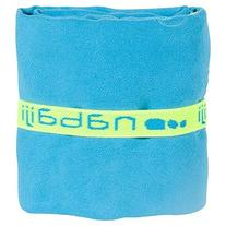 "nabaiji Compact Microfiber Towel for Swimming 43.3"" x 68.9"
