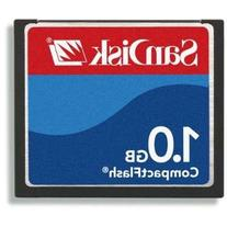 EDGE Tech 1GB CompactFlash Card