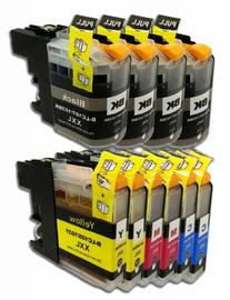 YoYoInk Compatible Ink Cartridge Replacement for Brother LC-