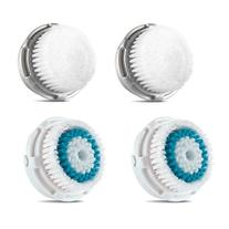 Compatible Replacement Brush Heads Value 4 Pack. Includes 2