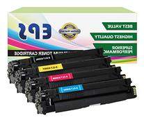 EPS Compatible Replacement for Samsung CLP-680ND Color Set